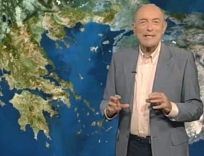 Ο Τάσος Αρνιακός προειδοποιεί: «Έρχονται... ψυχρές μάζες που θα «χτυπήσουν» την Ελλάδα»