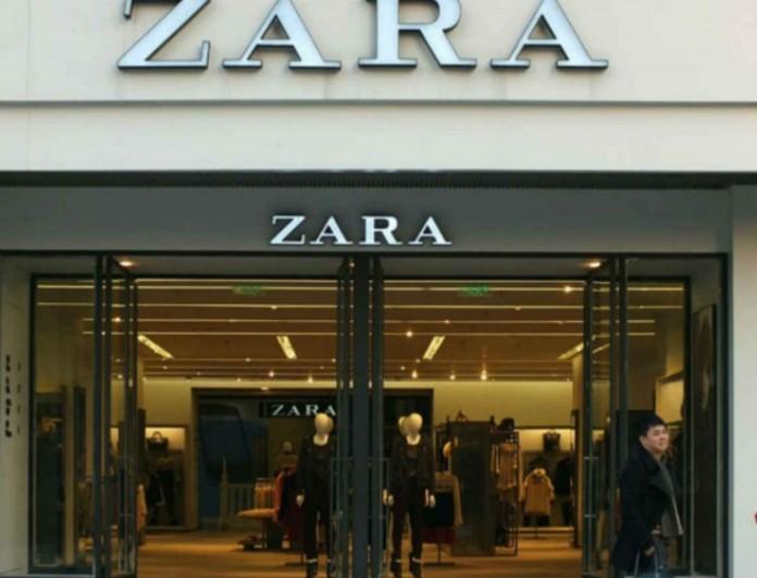 Υπερπαραγωγή αυτό το Zara φόρεμα - Σαν σταρ του Hollywood στο κόκκινο χαλί