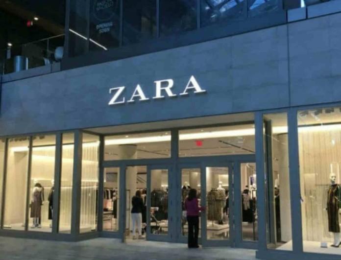 Θες να λάμψεις; - Τα Zara σου έχουν λύση με αυτό το ονειρικό φόρεμα!