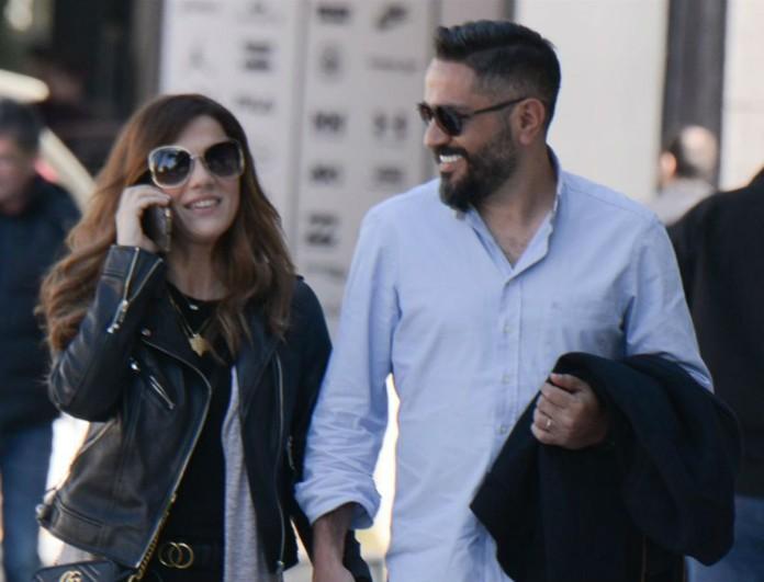 Η Λασκαράκη και ο Σουλτάτος είναι «περίεργο ζευγάρι» - Τι τους πιάσαμε να κάνουν εκτός Ελλάδος;