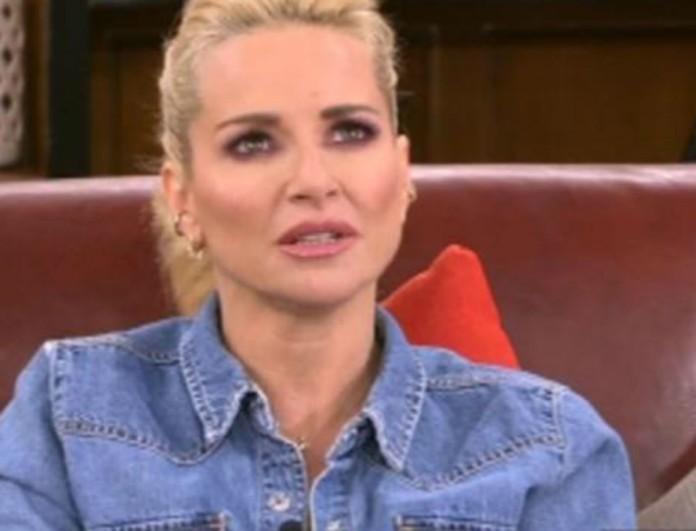 Δάκρυσε on air η Μαρία Μπεκατώρου!