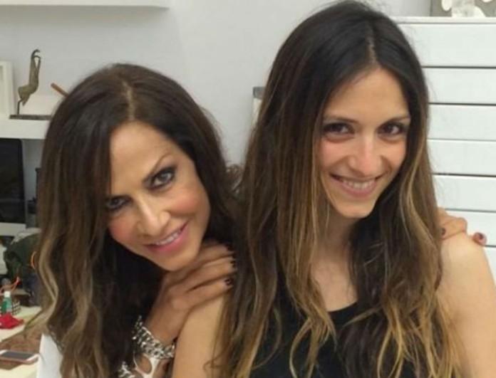 Άννα Βίσση: Μοιάζει σαν δίδυμη με την κόρη της - Οι φωτογραφίες με ίδια μαλλιά