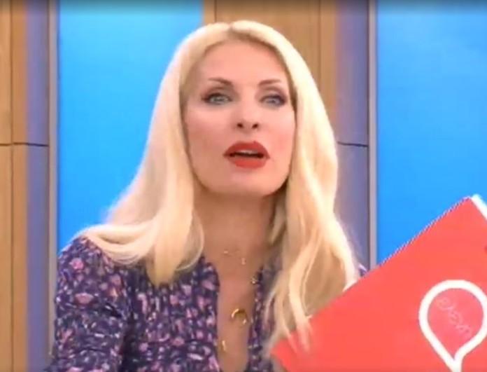 Ελένη Μενεγάκη: Έφερε τα πάνω κάτω στην εκπομπή γι' αυτή τη γυναίκα! Άλλαξε όλα τα χρώματα!