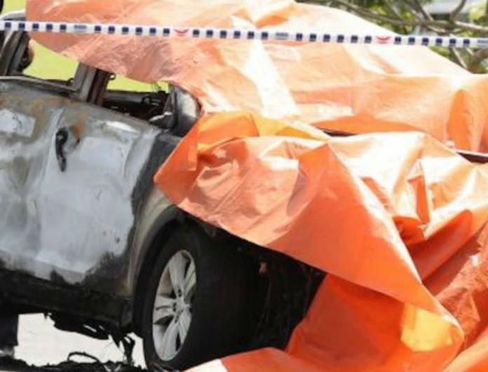 Οικογενειακή τραγωδία στην Αυστραλία: Πατέρας και τρία παιδιά κάηκαν ζωντανοί στο αυτοκίνητό