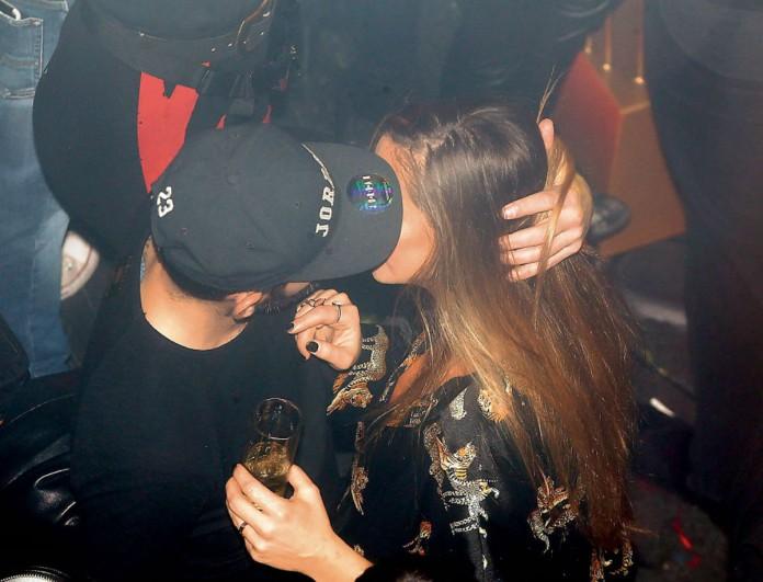 Μιχάλης Μουρούτσος: Φιλιόταν με τη νέα του κοπέλα και μπροστά τους ήταν η Λάουρα Νάργες! Φωτογραφίες - ντοκουμέντο!