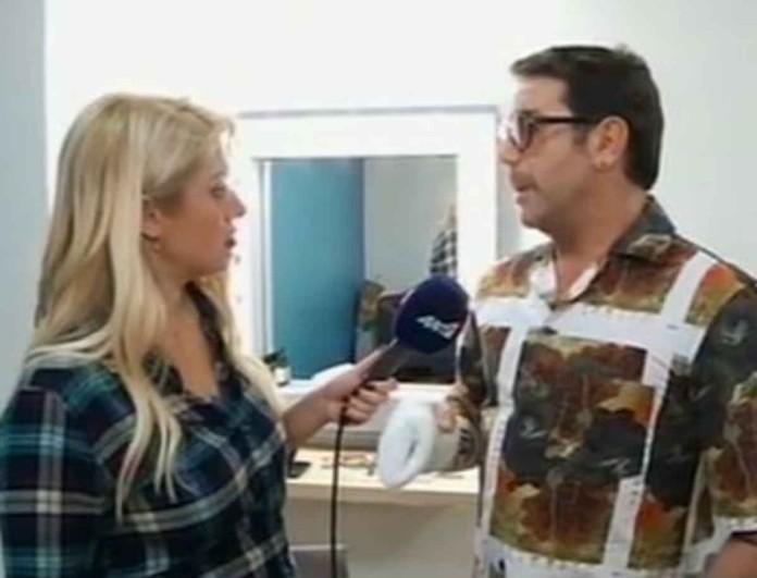 Γιώργος Μαζωνάκης: Μιλάει πρώτη φορά για τον τραυματισμό του on camera