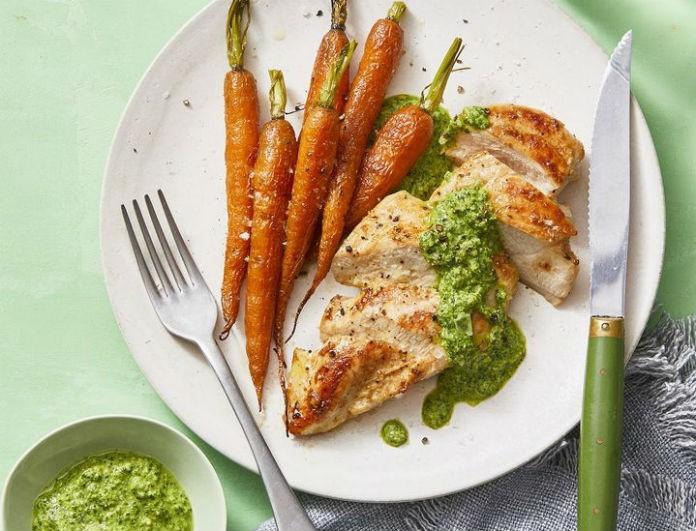 Ψάχνεις κάτι υγιεινό για φας το βράδυ; Η πιο νόστιμη συνταγή έχει μόνο 380 θερμίδες!