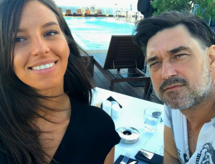Χαρά Παππά: Η φωτογραφία με τον Βαλεντίνο της - Δεν ήταν ο Μπουράκ Χακί αλλά παίκτρια του GNTM