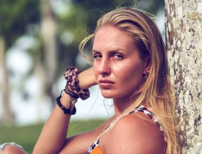 Κατερίνα Δαλάκα: Έφυγε από την Ελλάδα η νικήτρια του Survivor! Την είπαν δημόσια ύαινα και απάντησε...
