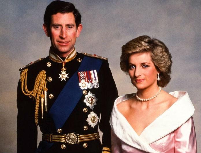 Τράβαγε τα μαλλιά του ο Κάρολος με το ύψος της Diana! Ήταν ακριβώς ίδιο με το δικό του!