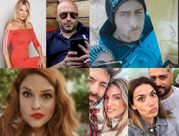 Οι διάσημοι Έλληνες που βγήκαν στο εξωτερικό και αψήφησαν τον κορωνοϊό - Φωτογραφίες ντοκουμέντο