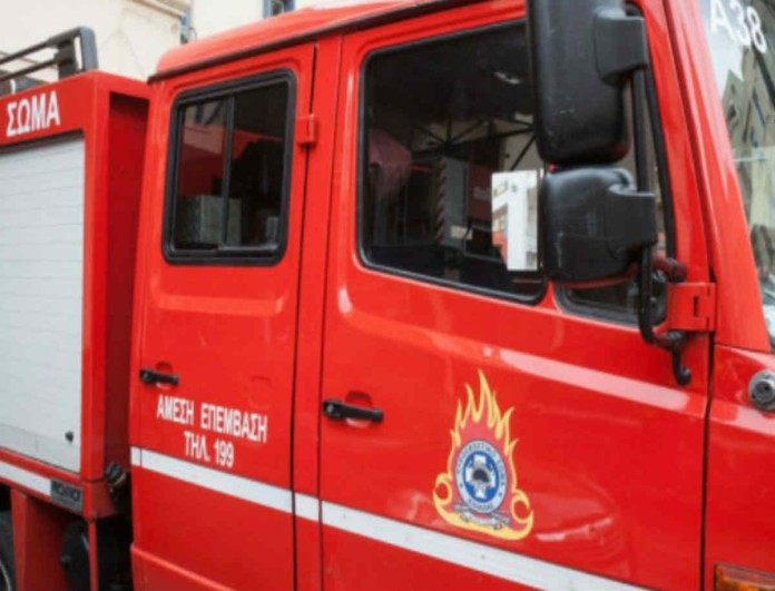 Φωτιά ξέσπασε στην Θεσσαλονίκη - Τι συνέβη;