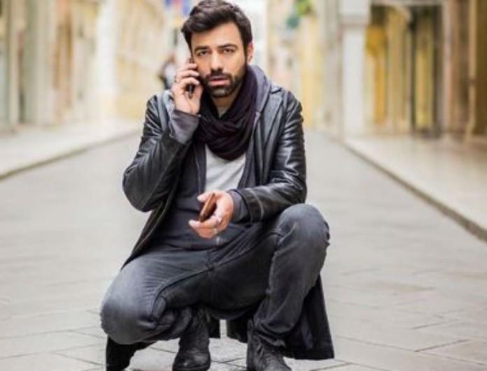 Ανδρέας Γεωργίου: Ο σκηνοθέτης του Μπρούσκο έχει το πιο ζεστό σπίτι - Το τζάκι είναι μαγικό