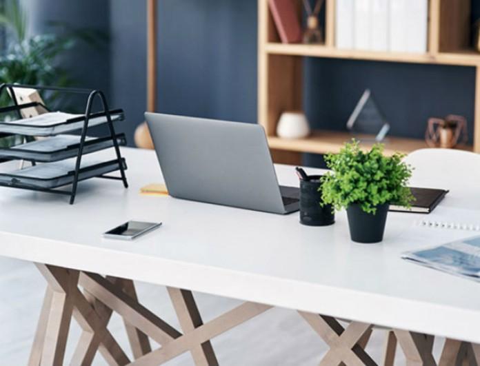 Έχεις κάποιο φυτό στο γραφείο σου; Δεν φαντάζεσαι τι κάνει στην υγεία σου!