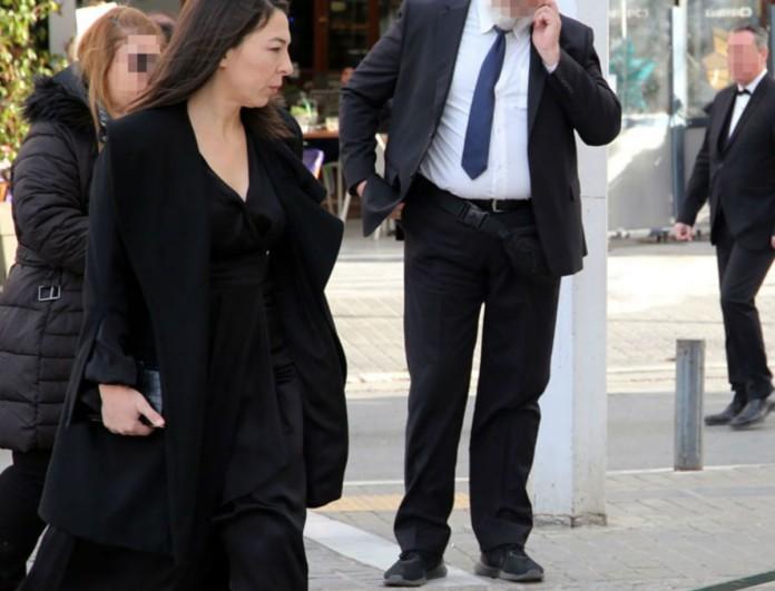 Αλίκη Κατσαβού: Συγκινούν τα μηνύματα της μια μέρα μετά την κηδεία του Κώστα Βουτσά
