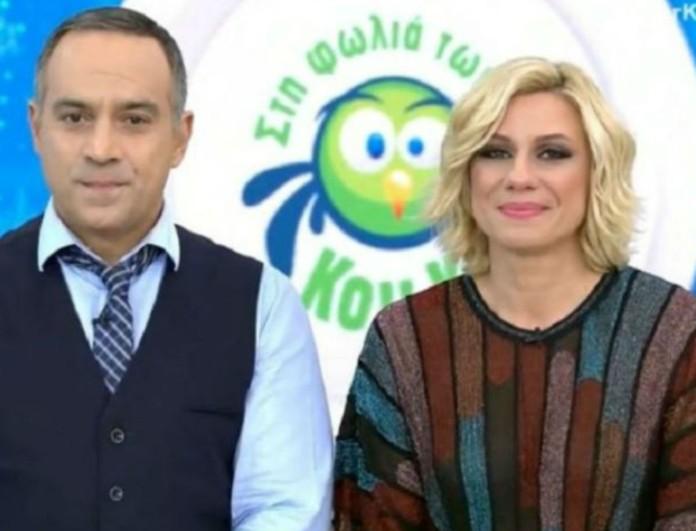 Κατερίνα Καραβάτου - Κρατερός Κατσούλης: Από το STAR έδωσαν «μάχη» για την τηλεθέαση - Ποια θέση πήραν;