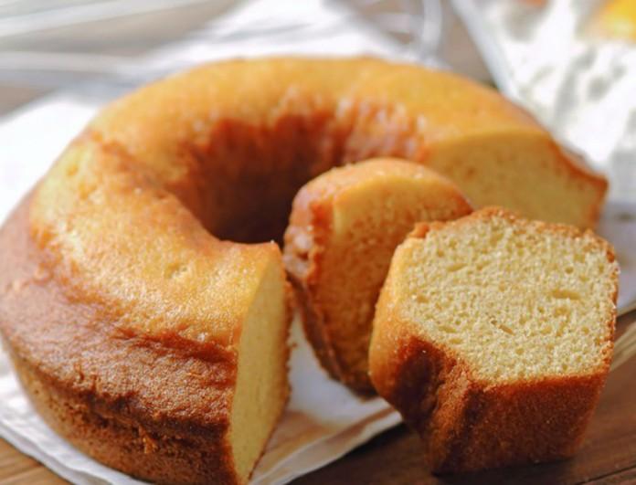 Κέικ πορτοκάλι από την Βέφα Αλεξιάδου - Θα τους στείλεις όλους αδιάβαστους