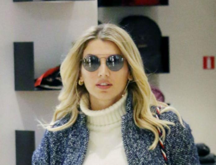 Πιο αδύνατη από ποτέ η Κωνσταντίνα Σπυροπούλου - Την «τσάκωσαν» για ψώνια με απίστευτο τζιν