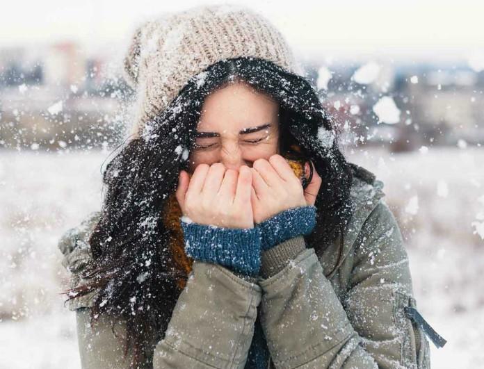 Μπορείς να εκπαιδευτείς ώστε να μην αισθάνεσαι άλλο το κρύο γύρω σου; - Υπάρχει απάντηση