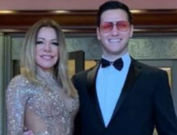 Όσκαρ 2020: Η Μαριάννα Λάτση εντυπωσίασε στο πλευρό του γιου της με το απόλυτο φόρεμα
