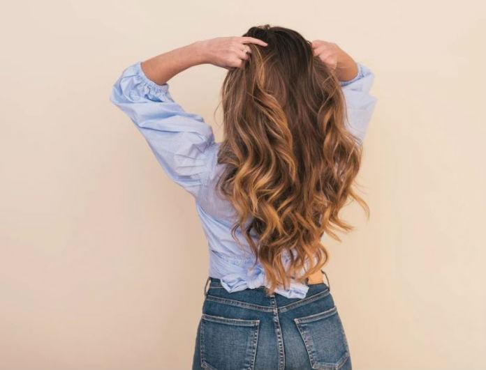 Τα μαλλιά σου
