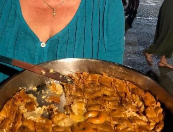 Μελόπιτα Μυκόνου με κανέλα από την Αργυρώ Μπαρμπαρίγου - «Εγκεφαλικό» μόνο με την μυρωδιά