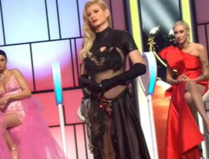 My Style Rocks Gala: Η εμφάνιση της Ευρυδίκης προκάλεσε σχόλια!