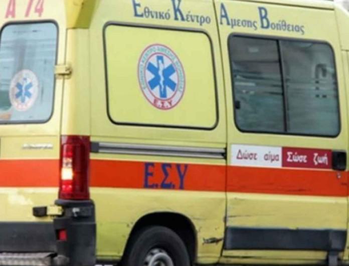 Σοκ στην Εύβοια - Μαθητής παρασύρθηκε από αγροτικό