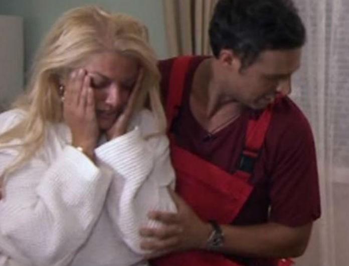 Best Friend's Fear: Η Νάνσυ Παραδεισανού ξέσπασε σε κλάματα και χαστούκισε τον Πούμπουρα! Τι συνέβη;