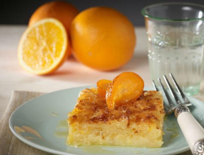 Βέφα Αλεξιάδου: Φτιάξε πορτοκαλόπιτα με κανέλα και δες την Δευτέρα αλλιώς! Η συνταγή της γιαγιάς που θα λατρέψεις!