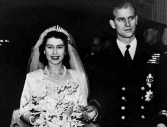 Φωτογραφίες από το νυφικό της Βασίλισσας Ελισάβετ - 73 χρόνια πριν στο Buckingham