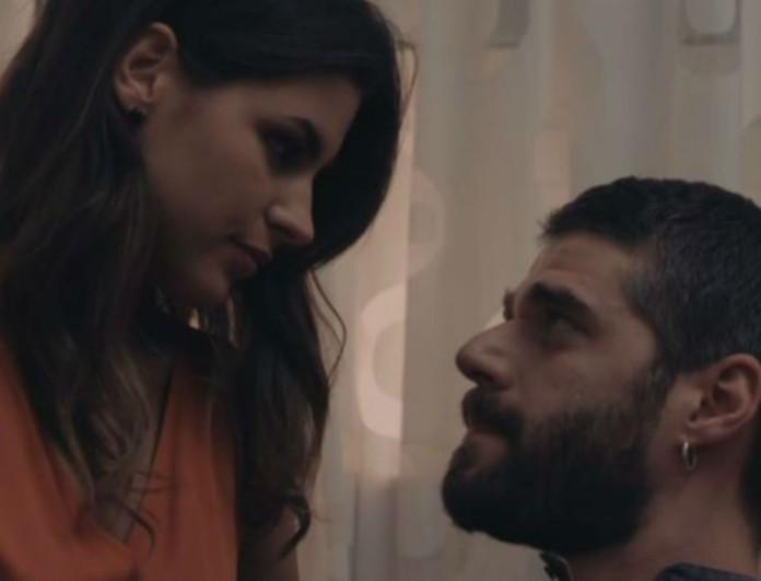 Θρίλερ στις 8 Λέξεις: Η Λουκία κάνει απόπειρα αυτοκτονίας - Η Ρωξάνη εγκαταλείπει τον Μιχαήλ