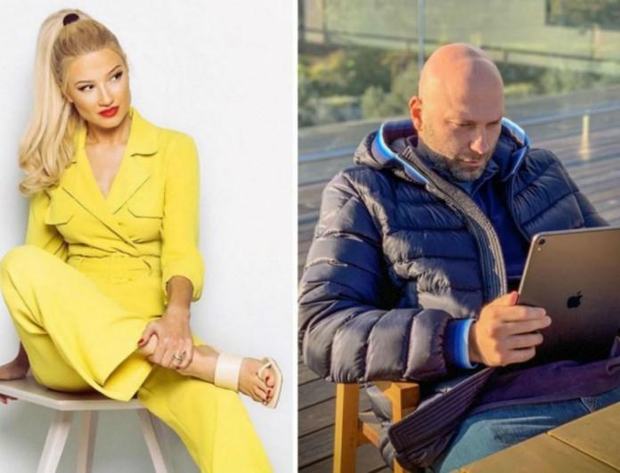 Σε καφέ της Ιταλίας η Φαίη Σκορδά - Είναι μαζί και ο Νίκος Ηλιόπουλος;