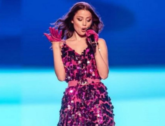 Eurovision 2020: Η Στεφανία τραγουδάει Παπαρίζου! Παίρνει το 12άρι από εσάς με αυτό το βίντεο;