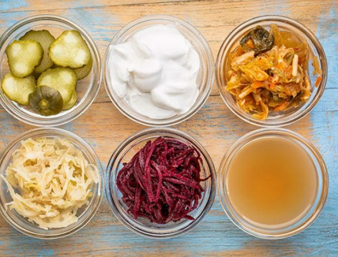 Το γνώριζες; Τα τρόφιμα που είναι πλούσια σε προβιοτικά και βοηθάνε την υγεία σου!