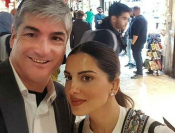 Σταματίνα Τσιμτσιλή: Επέτειος γνωριμίας με τον σύζυγο της! Η τρυφερή ανάρτηση στο Instagram!