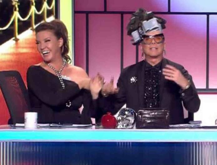 My Style Rocks Gala: Η Βάνα Μπάρμπα άνοιξε το στόμα της και πέταξε