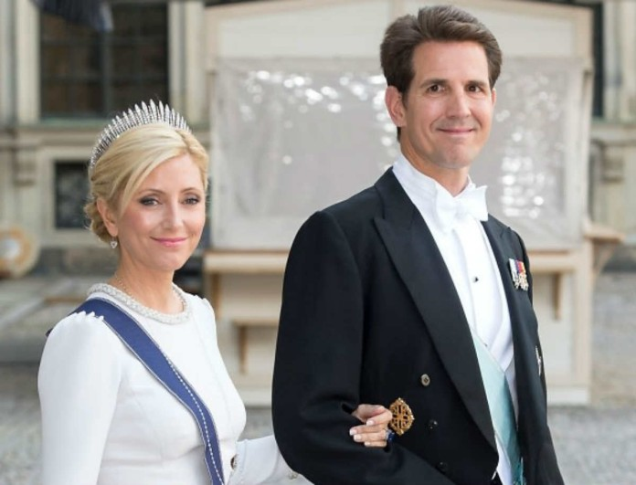 Ο γιος του βασιλιά Κωνσταντίνου με την Marie Chantal πήραν νέο σπίτι - Κάνει 15.000.000 ευρώ