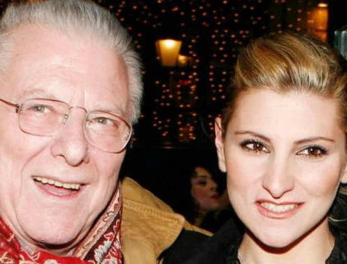 Συγκινεί η κόρη του Κώστα Βουτσά - Οι αναρτήσεις για τον πατέρα της