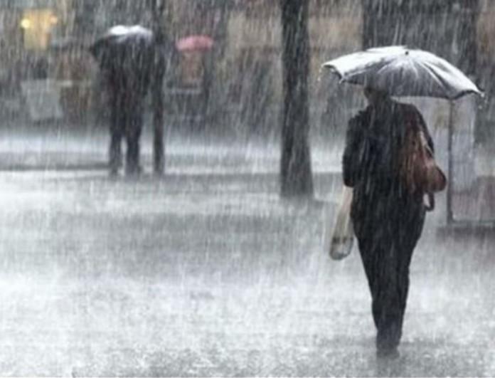 Έκτακτο δελτίο καιρού: Ξεκίνησε η κακοκαιρία! Ισχυρές καταιγίδες στην Αττική!
