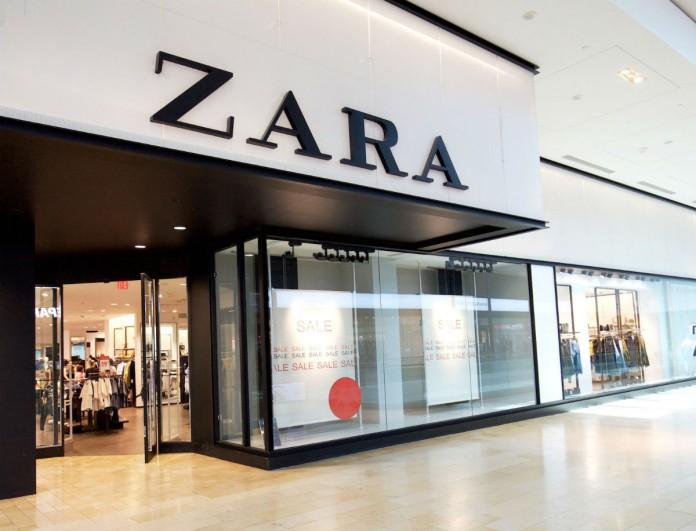 Ένα Zara φόρεμα σε κάνει θεά του γραφείου - Ξεπουλάει με 29.99 ευρώ
