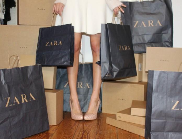 Πορτοκαλί, πράσινο και λιλά - Τα 3 φορέματα των Zara που λίγες θα τολμήσουν να φορέσουν