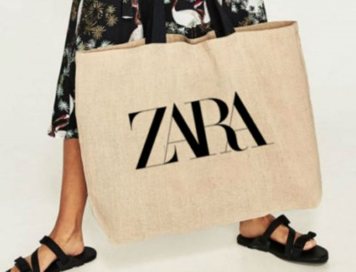 Spring summer 2020 - Το βιολετί ντραπέ φόρεμα από τα Zara σε γυρνάει σε άλλη εποχή