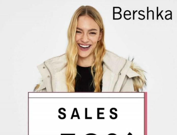 Σοκ με την προσφορά των Bershka - Σταυρωτό παλτό με 24 ευρώ