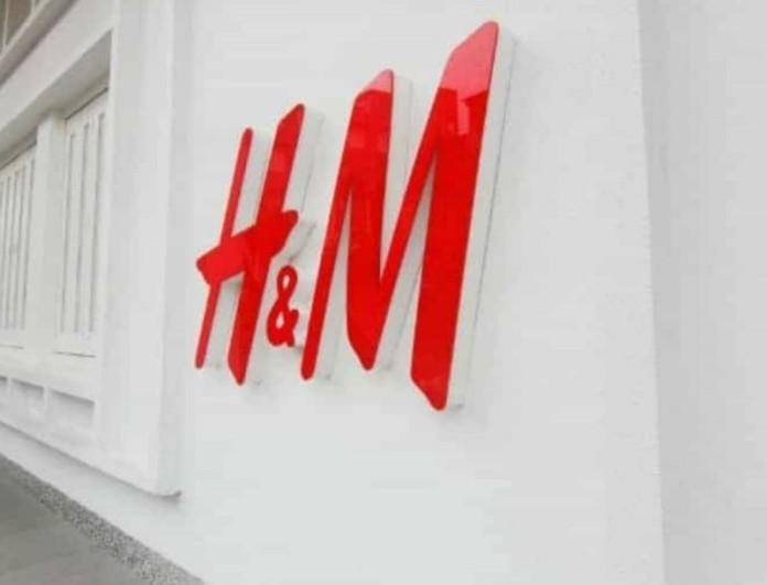 Χαμός με το Imitation leather παντελόνι - Βρίσκεται στην κατηγορία Now or Never των H&M