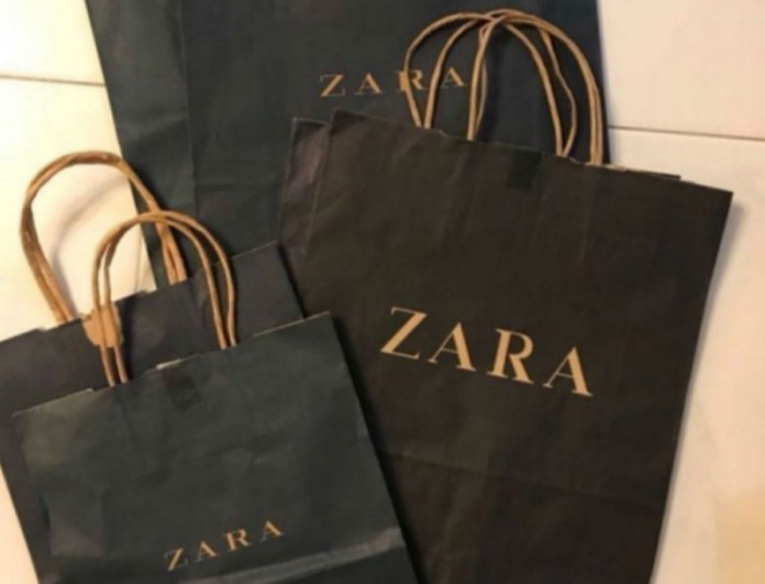 Το πιο casual φόρεμα στα Zara κοστίζει μόνο 9 ευρώ