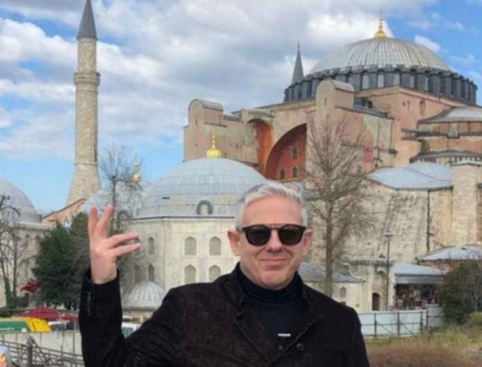 Τάσος Δούσης: Οι «Εικόνες» στην μαγευτική Κωνσταντινούπολη - Έχουμε ολόκληρο το 2ο επεισόδιο