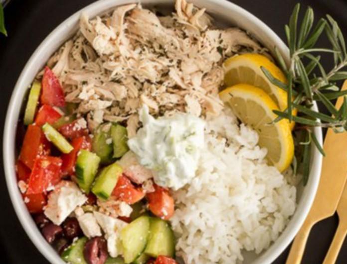 Φέρε την Μεσόγειο στο πιάτο σου - Αυτό είναι το γεύμα που θα λατρέψεις
