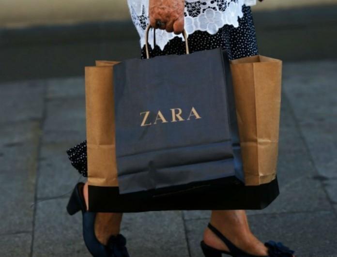 Αυτό το φόρεμα από τα Zara είναι μόνο για μελαχρινές