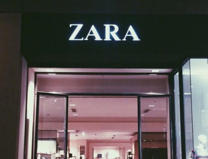 Θα είσαι σαν αρχαία Ελληνίδα με το μάξι φόρεμα από τα Zara